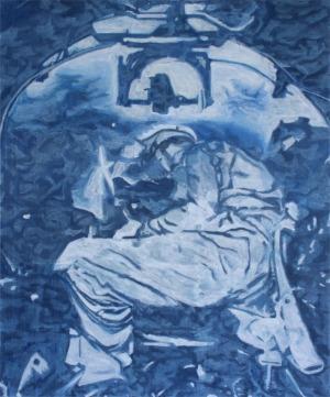 Fragments - 2014 - 60 x 50 cm