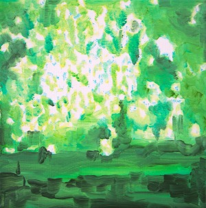 Night Vision (élément 4) - 2017- 20 x 20 cm