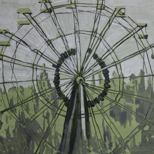 Prypriat - 2013 - 50 x 50 cm
