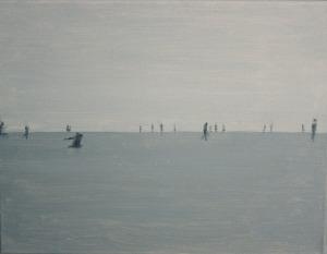 Désert(Démineur) - 2013 - 27 x 35 cm